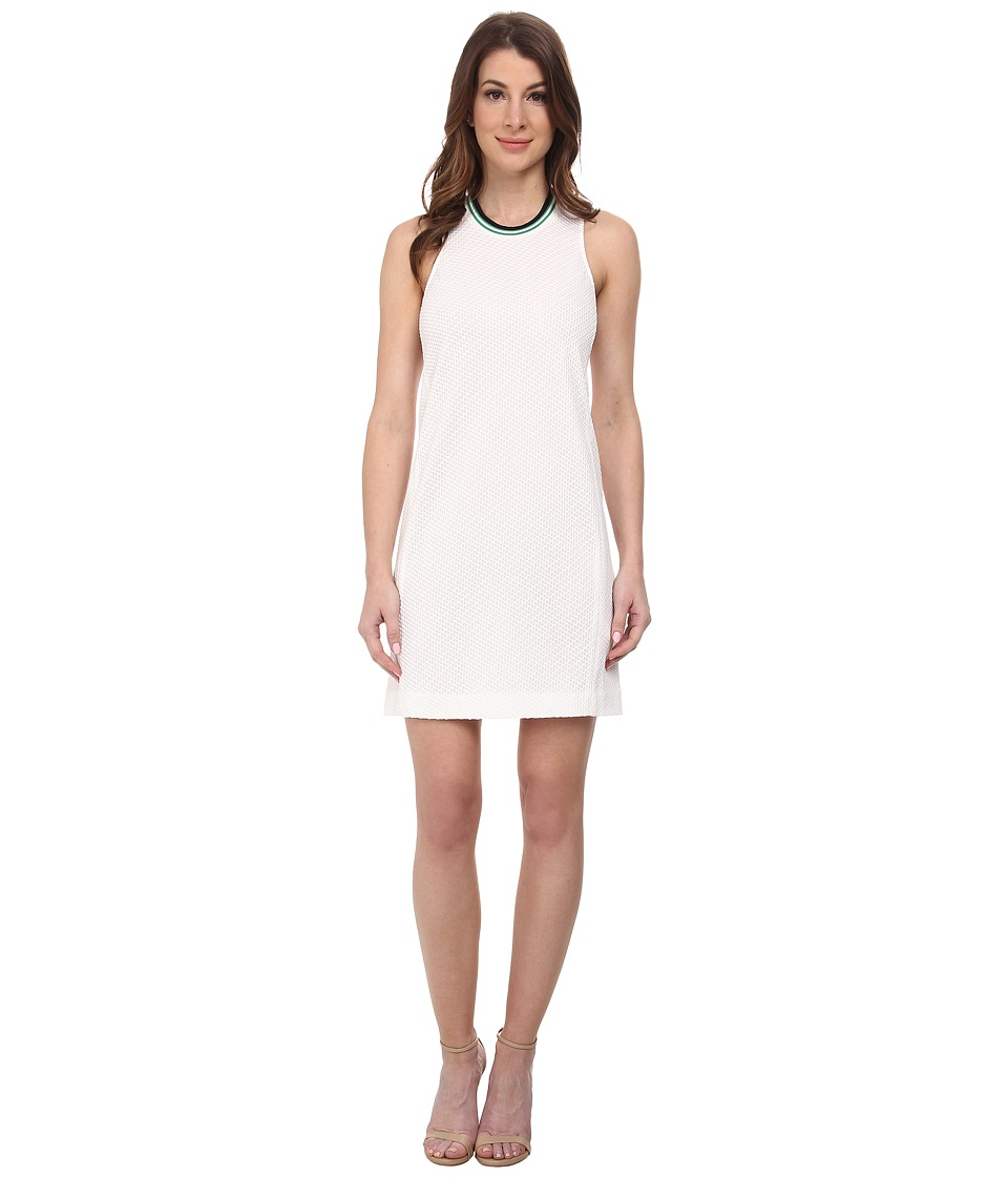 Rebecca Minkoff Karina Dress (White/White) Women