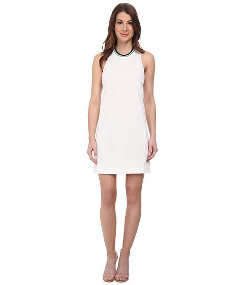 Rebecca Minkoff - Karina Dress (White/White) Women's Dress