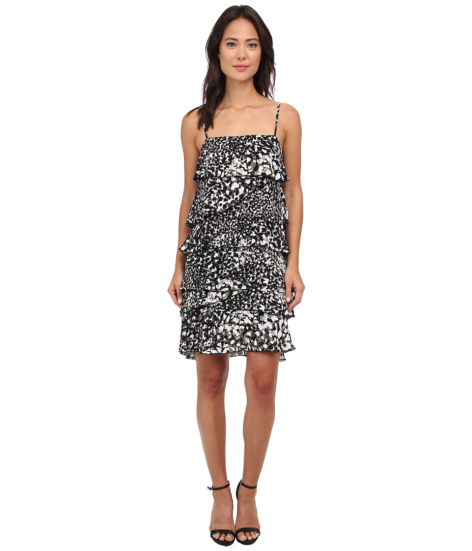 Rebecca Minkoff Jessica Dress (Green Multi) Women