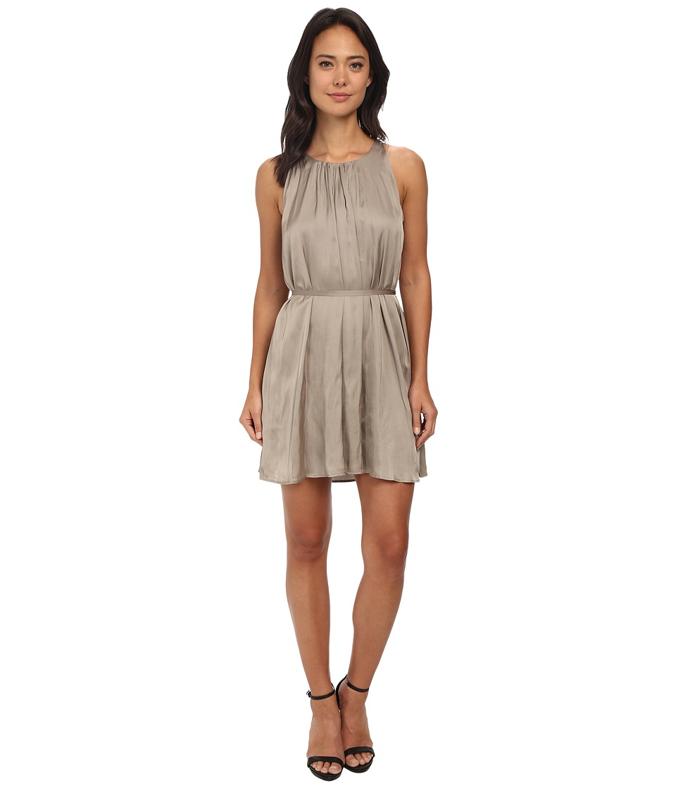 Rebecca Minkoff Henderson Dress (Khaki) Women