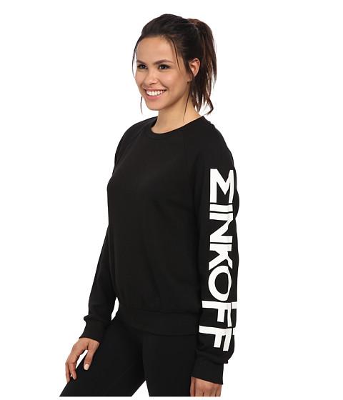 Rebecca Minkoff - Ana Sweatshirt (Black) Women's Sweatshirt