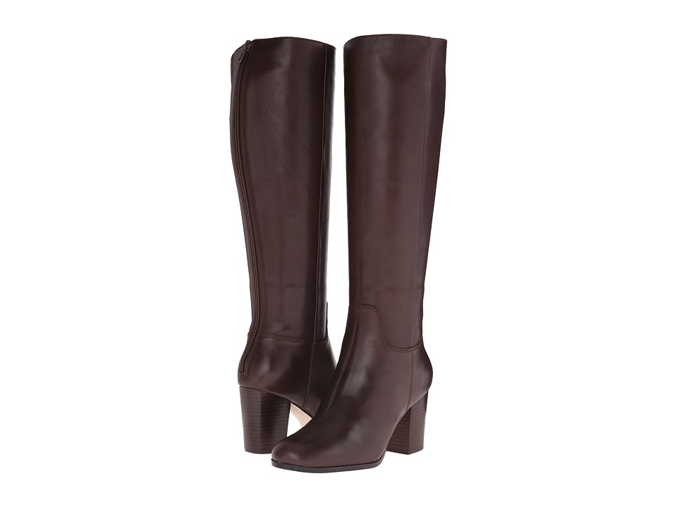 Cole Haan - Placid Boot (Chestnut Leather) Women's Boots