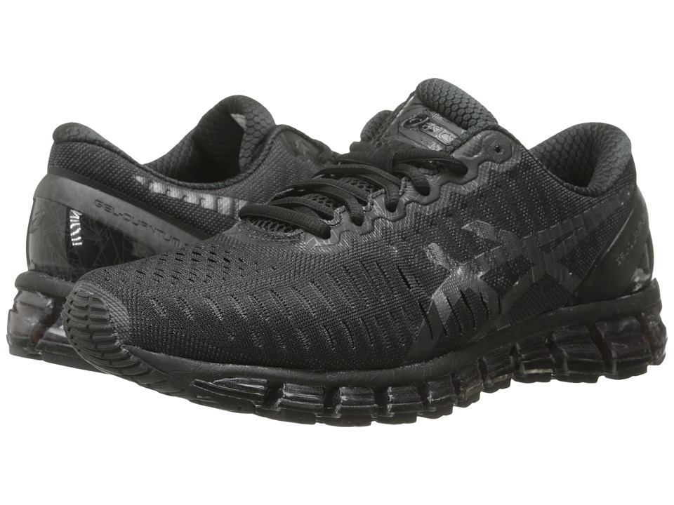ASICS - GEL-Quantum 360 (Black/Jet/Black) Men's Running Shoes