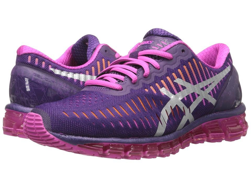 ASICS - GEL-Quantum 360 (Plum/Lightning/Pink Glow) Women's Running Shoes