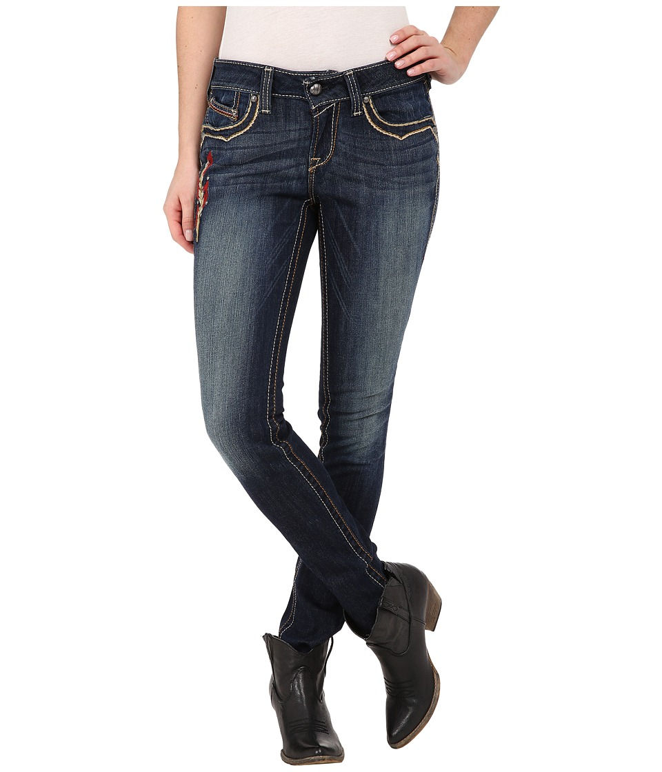 Ariat - Onyx Pendleton Skinny in Spitfire (Spitfire) Women's Jeans
