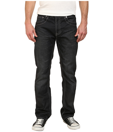 Antique Rivet - Derrick Straight Jeans in Wallace (Wallace) Men's Jeans
