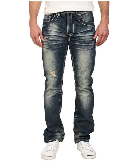Antique Rivet - James Straight Jeans in Sheffield (Sheffield) Men's Jeans