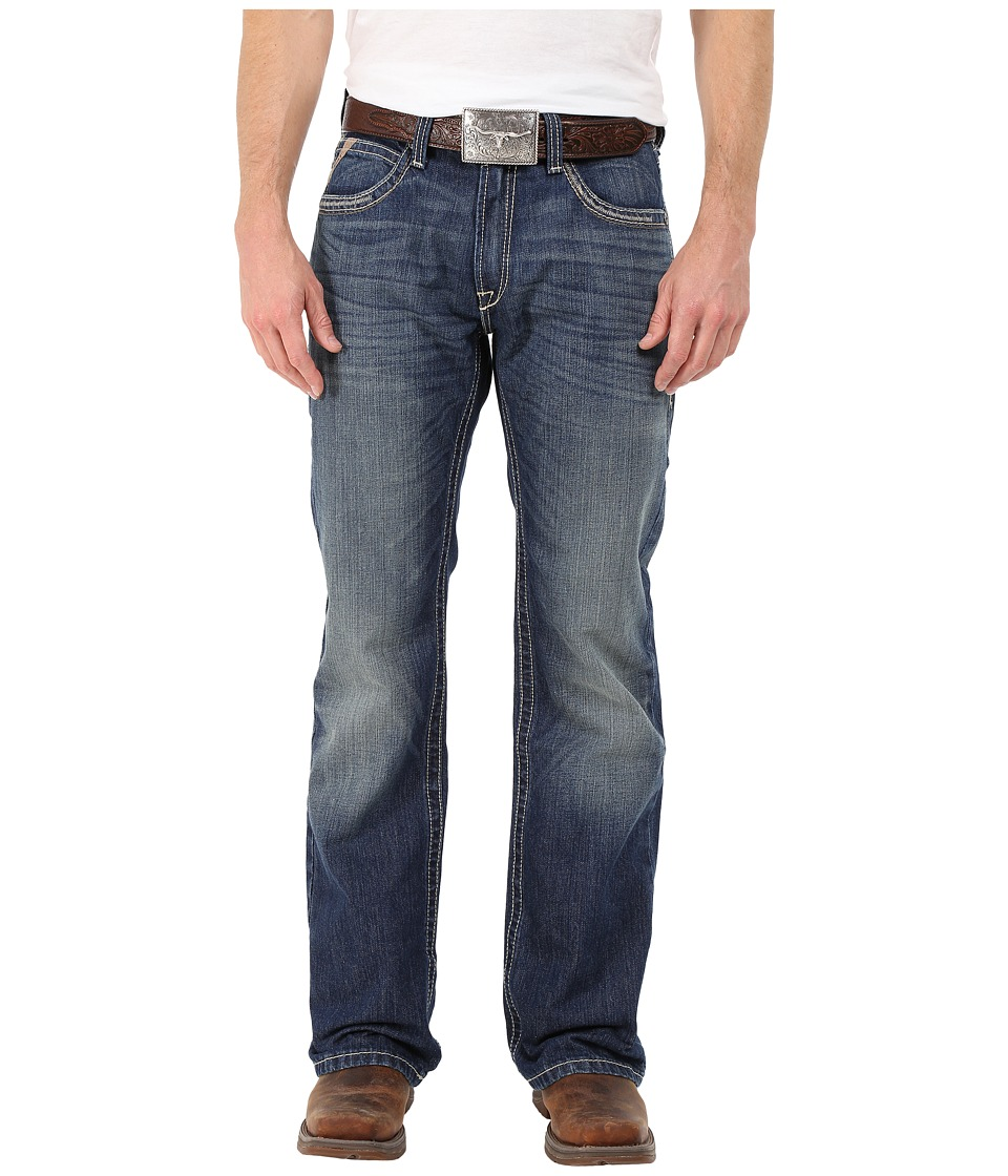 Ariat - M6 Rockridge in Rowell (Rowell) Men's Jeans