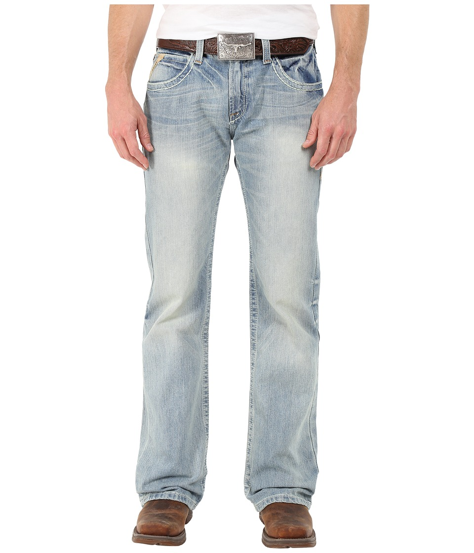 Ariat - M7 Keene in Stonewall (Stonewall) Men's Jeans