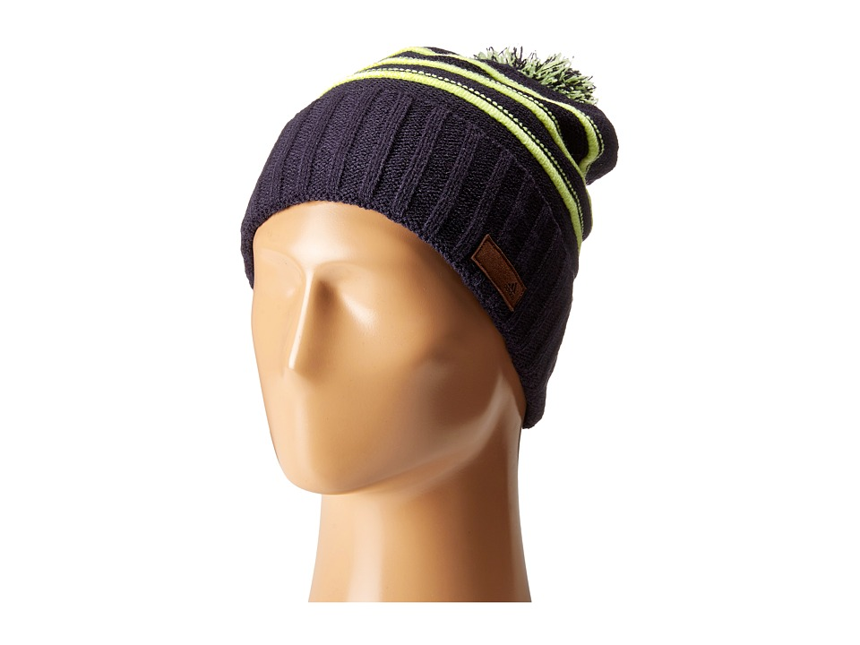 adidas - Alta Zero Ballie (Collegiate Navy/Frozen Yellow) Traditional Hats