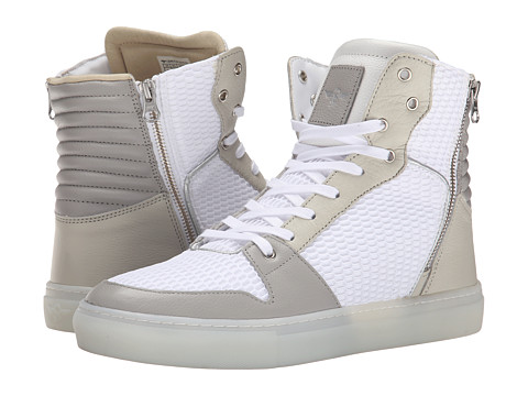 Creative Recreation - Adonis (White Grey) Men's Shoes