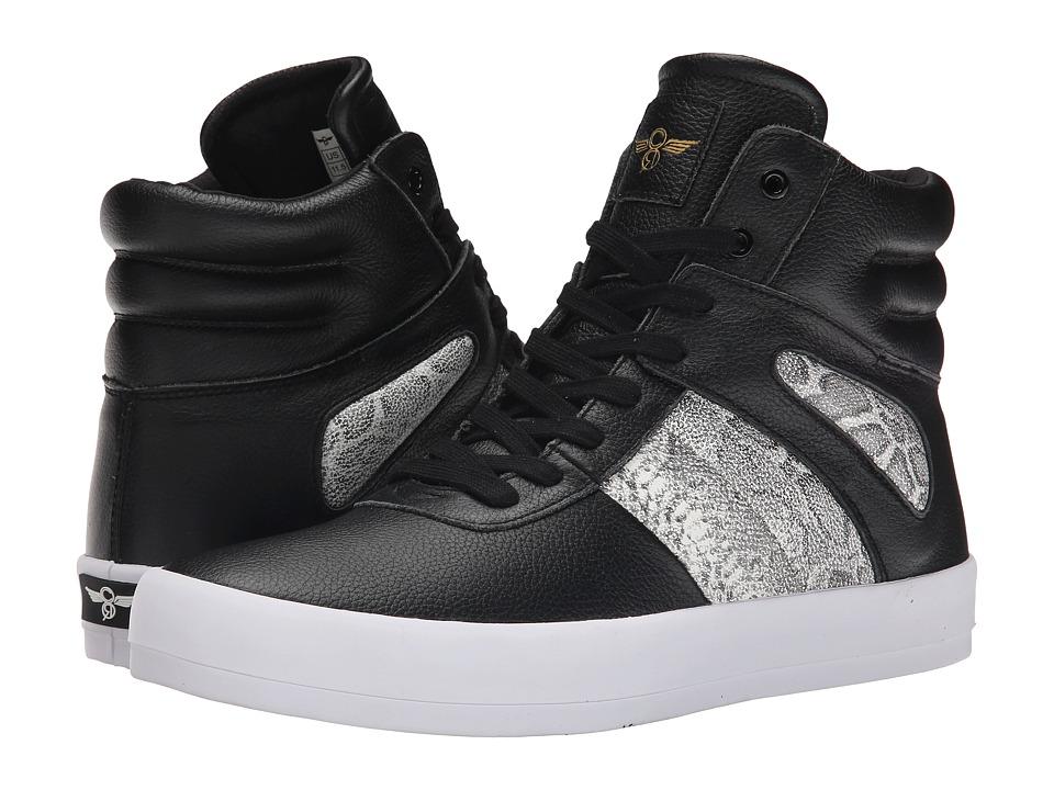 Creative Recreation - Moretti (Black Digital) Men's Lace up casual Shoes