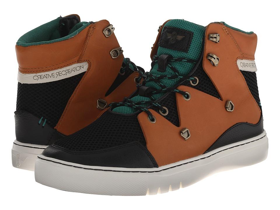 Creative Recreation - Spero (Black Tan) Men's Lace up casual Shoes