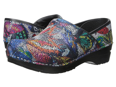 Sanita - Masquerade (Multi Printed Leather) Women's Shoes