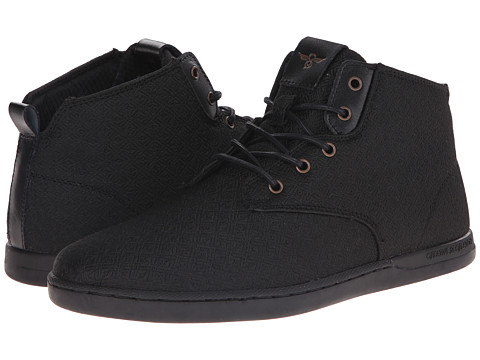 Creative Recreation - Vito (Black Diamond) Men's Lace up casual Shoes