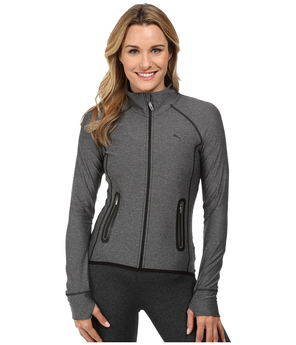 PUMA - WT PWRSHAPE Jacket (Black) Women