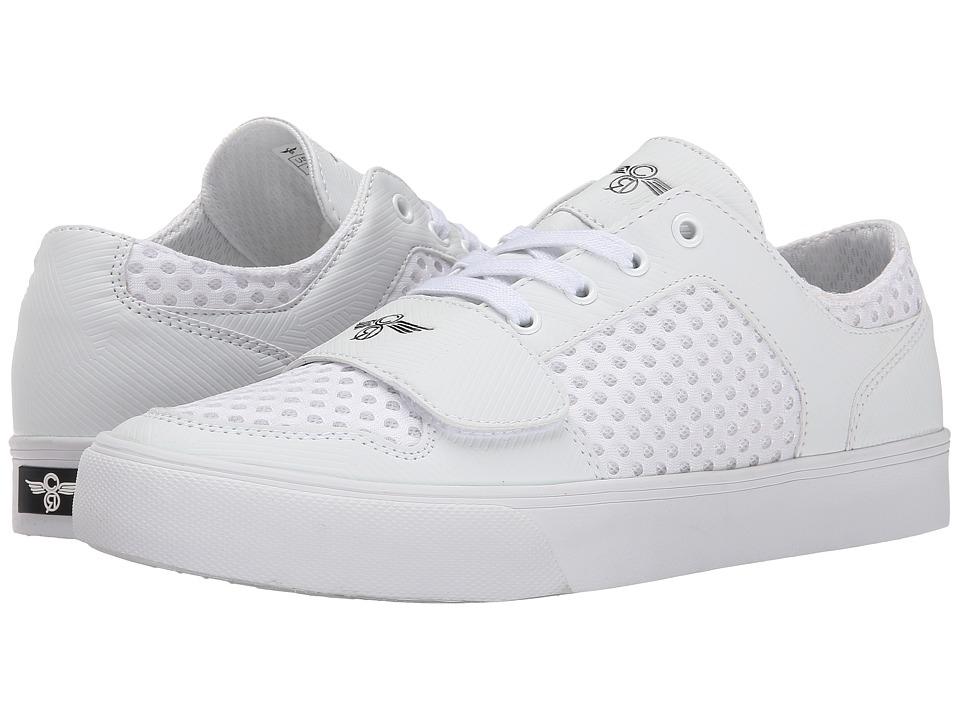 Creative Recreation - Cesario Lo XVI (White Linear) Men's Shoes