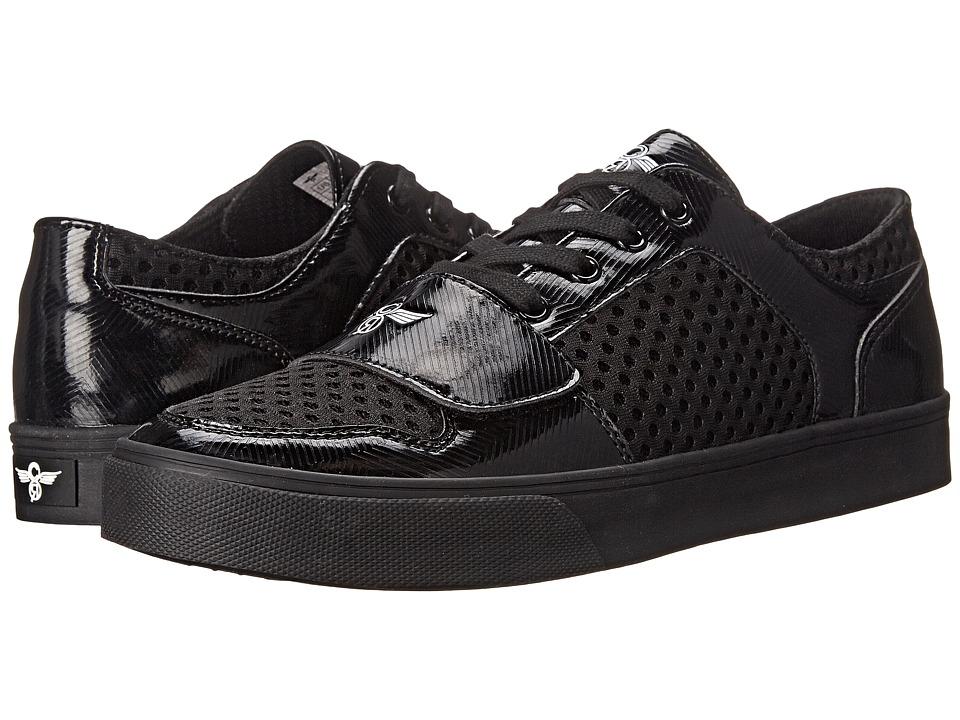 Creative Recreation - Cesario Lo XVI (Black Linear) Men's Shoes