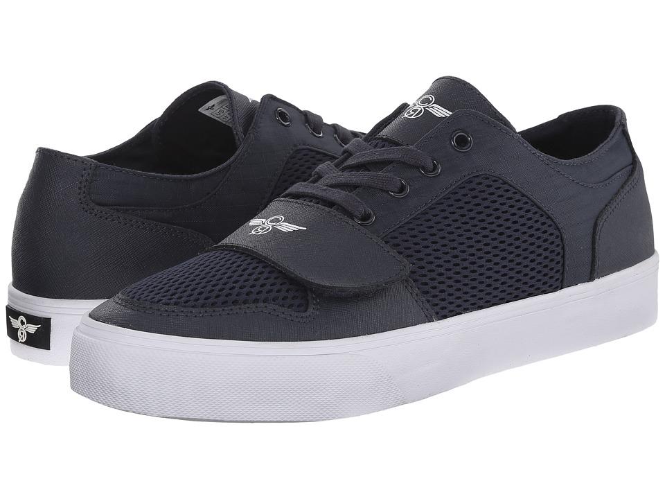 Creative Recreation - Cesario Lo XVI (Navy Stone Mesh) Men's Shoes