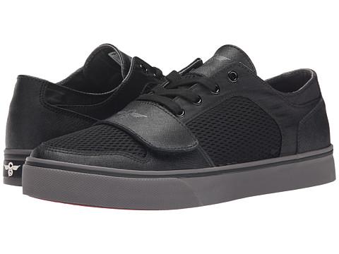 Creative Recreation - Cesario Lo XVI (Black Smoke) Men's Shoes