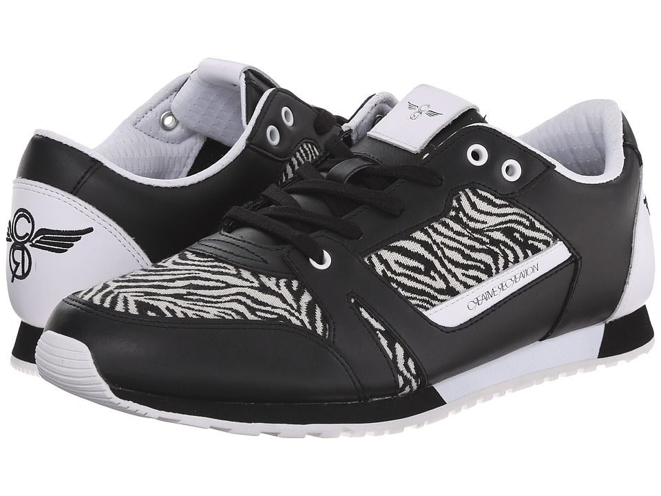 Creative Recreation Casso (Black White) Men