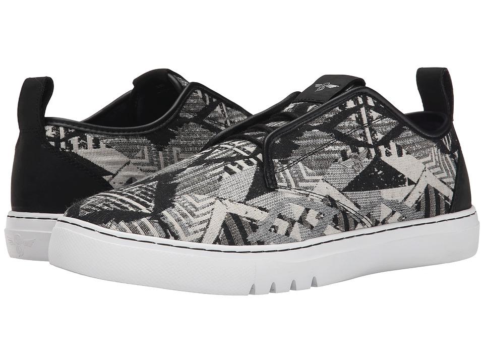 Creative Recreation - Lacava Q (Black White 1) Men's Lace up casual Shoes