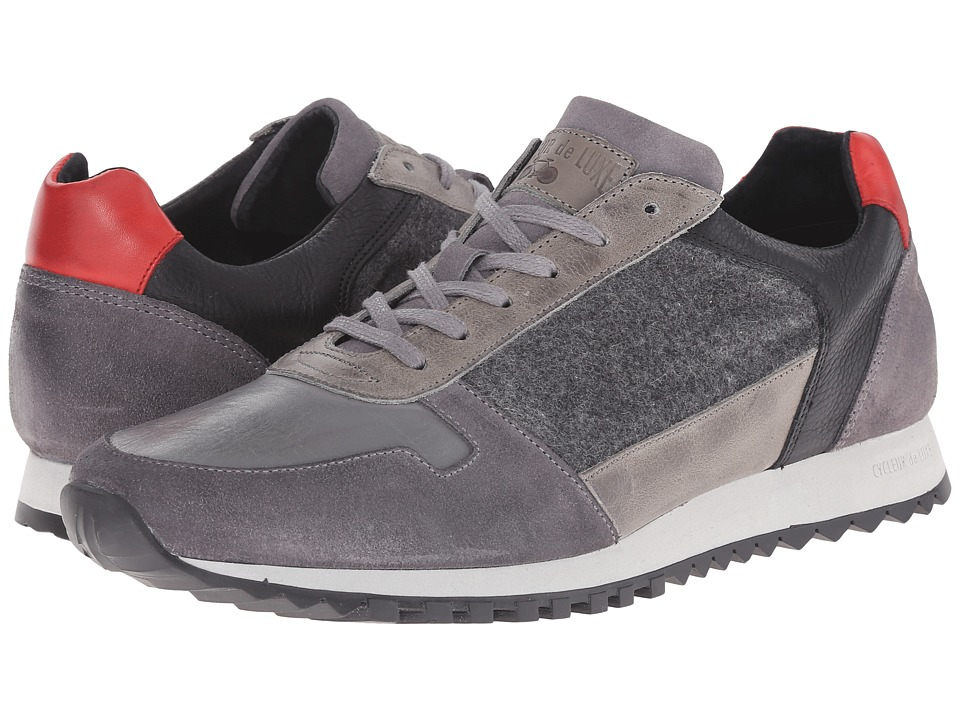 Cycleur de Luxe - Dallas (Ice Grey/Slate/Black/Yellow) Men's Shoes