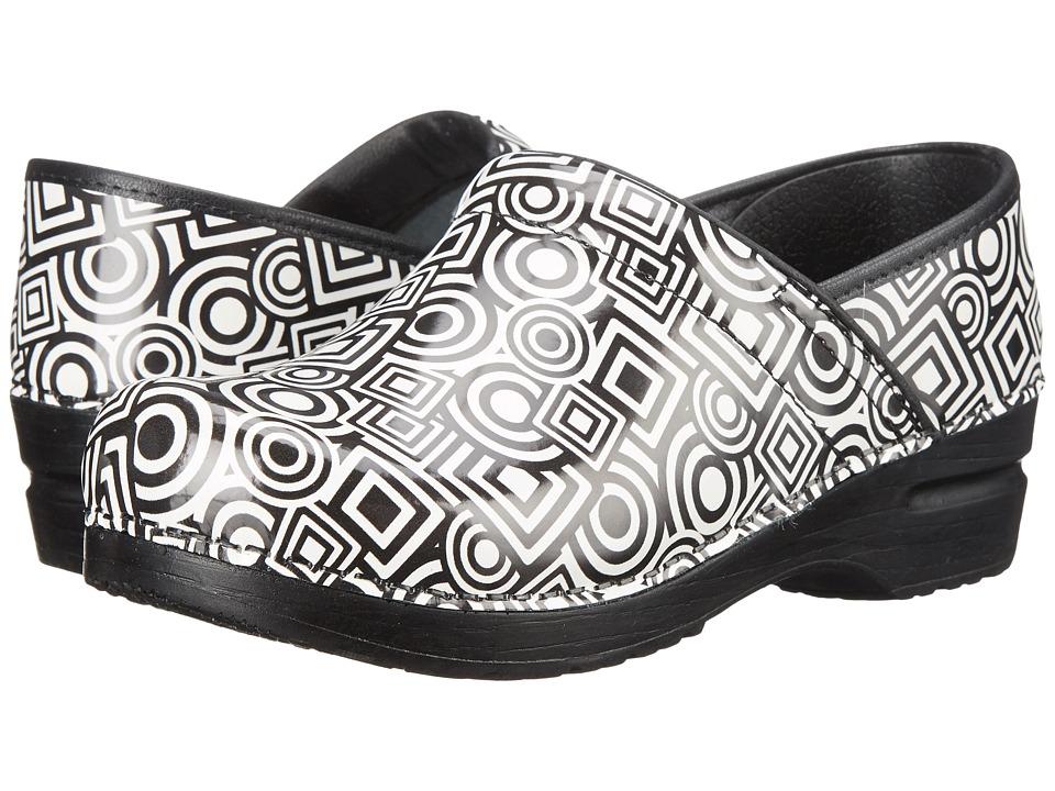 Sanita - Optic (Multi Printed Patent) Women's Shoes