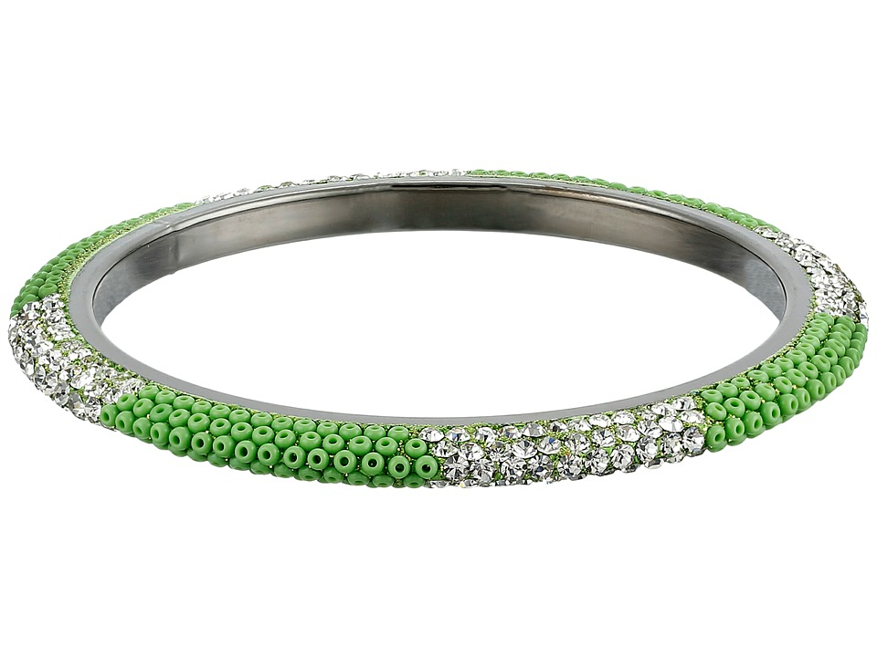 Gypsy SOULE - Bling Mix Stack Bangle - Narrow (Lime) Bracelet