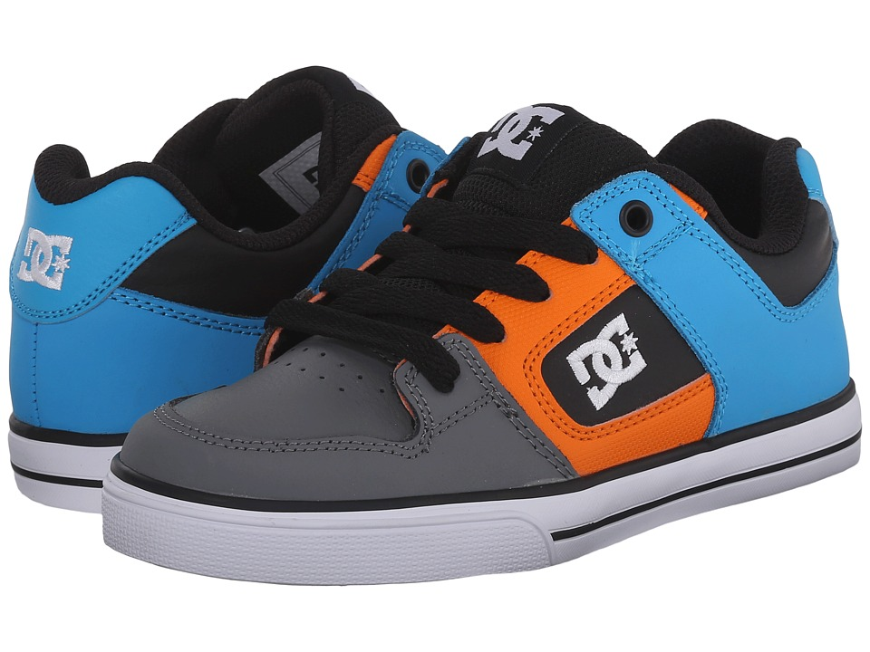 DC Kids - Pure (Little Kid) (Armor/Turquoise) Boys Shoes
