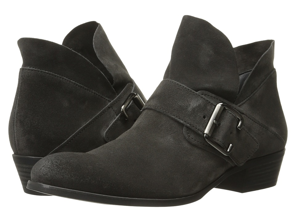 Paul Green Capshaw (Anthrazite Suede) Women
