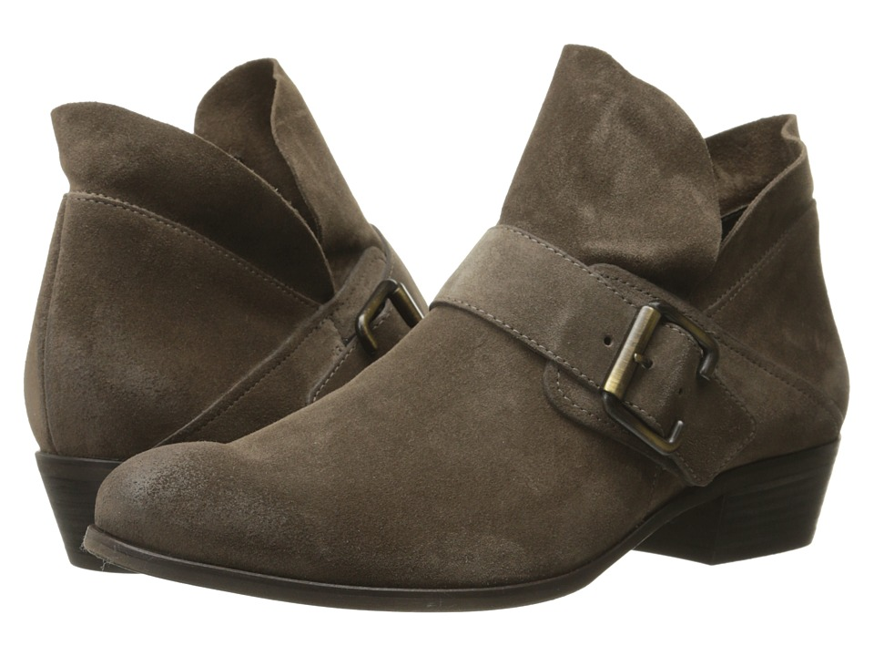 Paul Green - Capshaw (Earth Suede) Women's Pull-on Boots