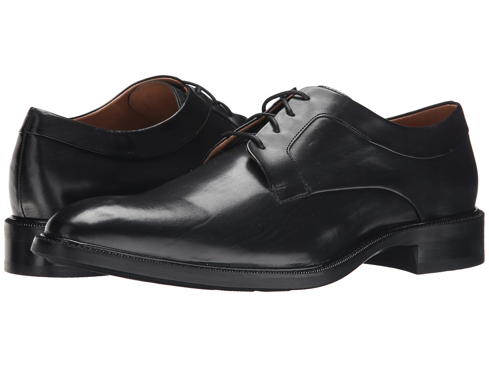 Cole Haan - Warren Plain Ox (Black) Men's Plain Toe Shoes