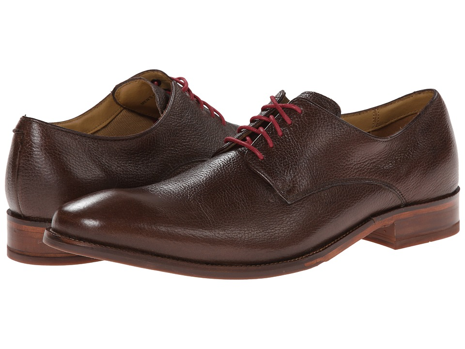 Cole Haan Williams Casual Plain Oxford II (Waxy Chestnut) Men