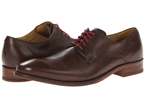 Cole Haan - Williams Casual Plain Oxford II (Waxy Chestnut) Men's Lace up casual Shoes