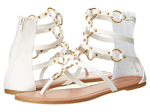 Penny Loves Kenny - Matrix (White Matte) Women's Sandals