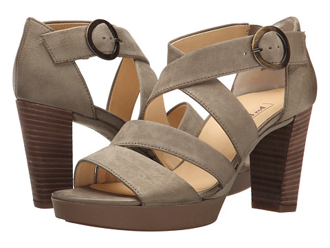 Paul Green - Taylor Sandal (Olive) High Heels