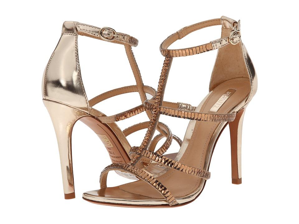 Schutz - Donna (Platina Spechio) High Heels