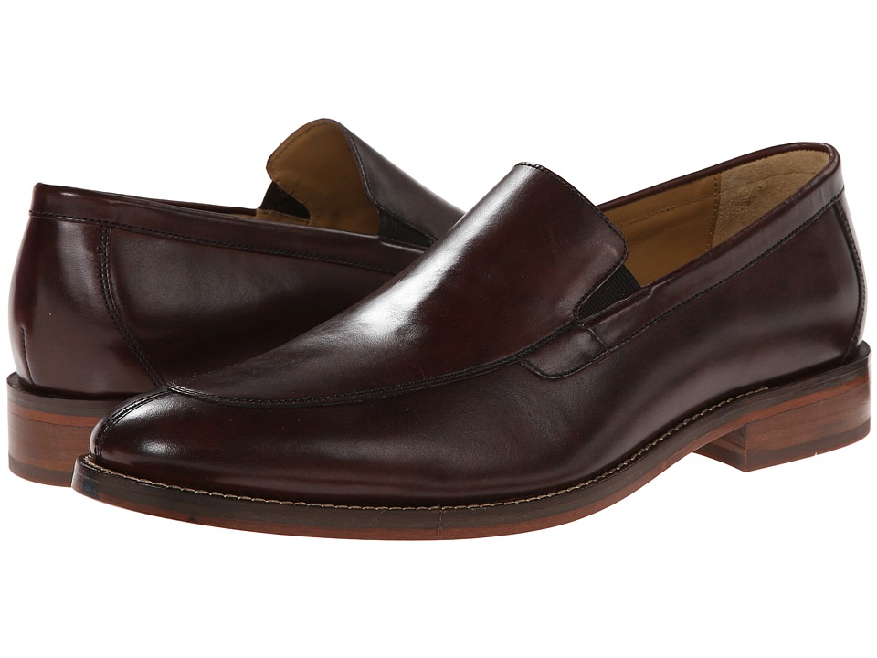 Cole Haan - Madison Split Venetian II (Dark Brown) Men