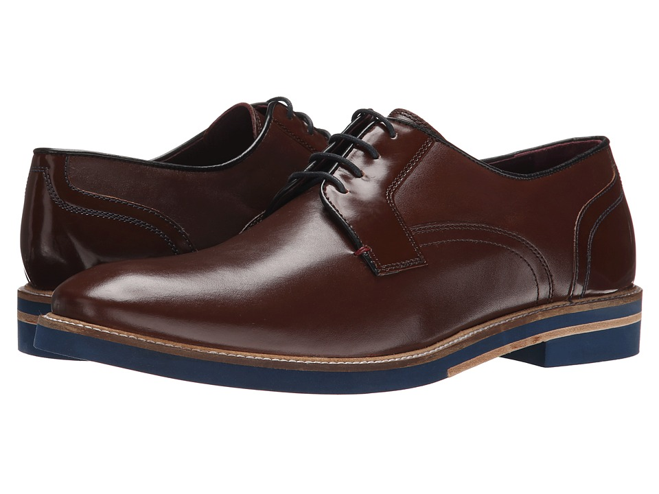Ted Baker - Brixxby (Dark Brown Leather) Men's Shoes