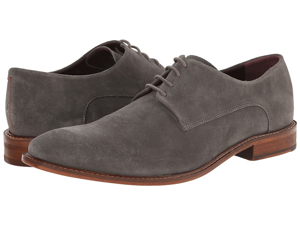 Ted Baker - Joehal (Dark Grey Suede) Men's Shoes