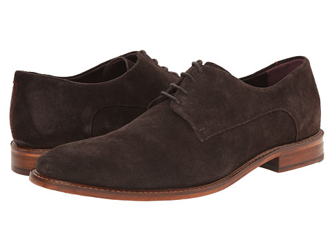 Ted Baker - Joehal (Brown Suede) Men's Shoes