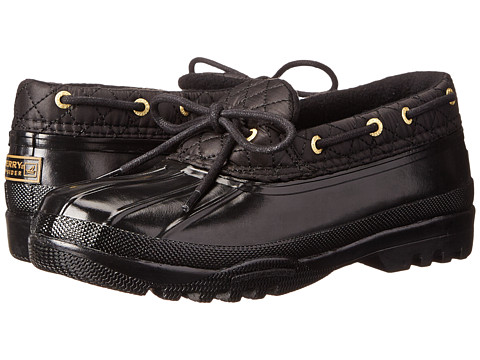 Sperry Top-Sider - Duckling (Black) Women's Slip on Shoes