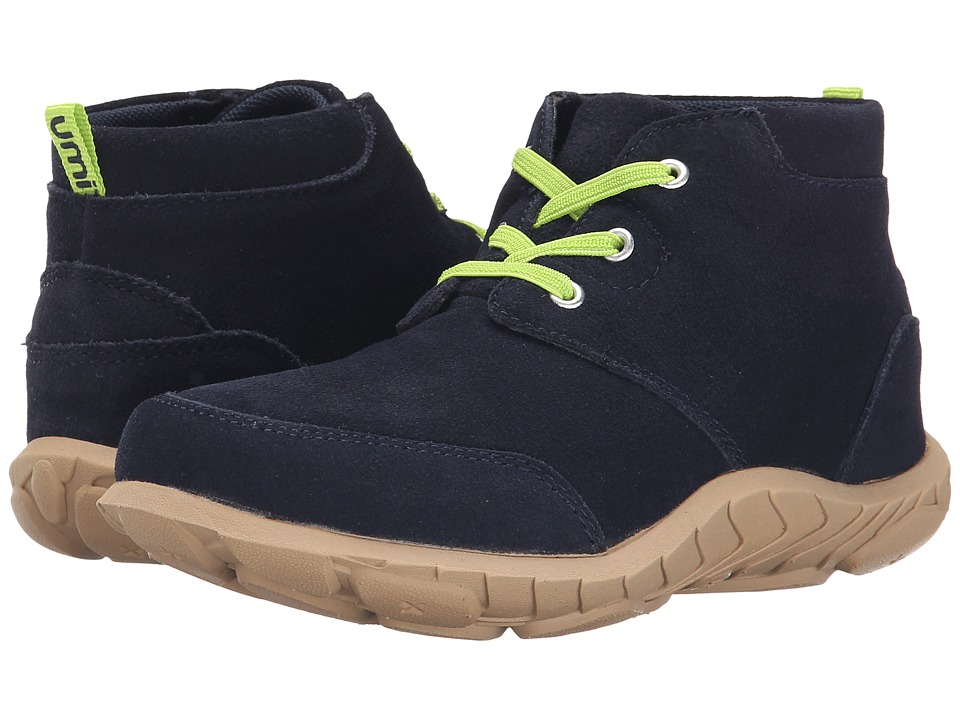 Umi Kids - Jaime (Toddler/Little Kid) (Navy) Boys Shoes