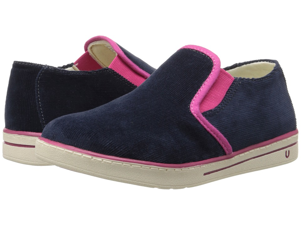 Umi Kids - Joss (Toddler/Little Kid) (Navy) Girls Shoes
