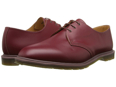 Dr. Martens - Steed (Oxblood Quilon) Lace up casual Shoes