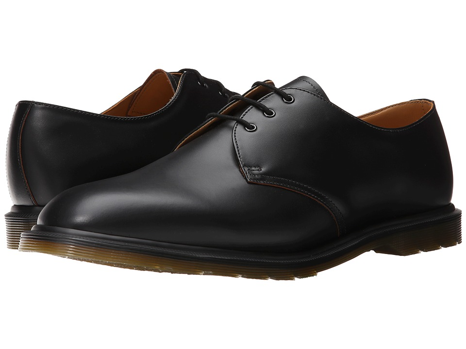 Dr. Martens - Steed (Black Quilon) Lace up casual Shoes