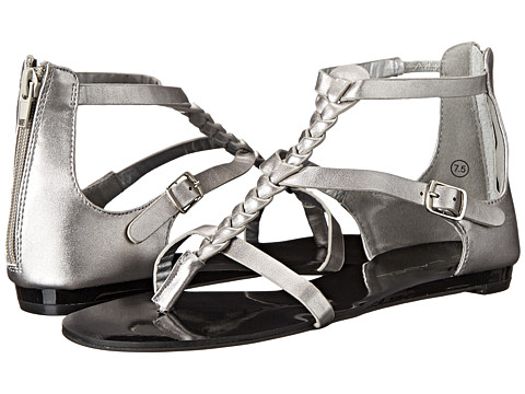 C Label - Flatty-5 (Silver) Women