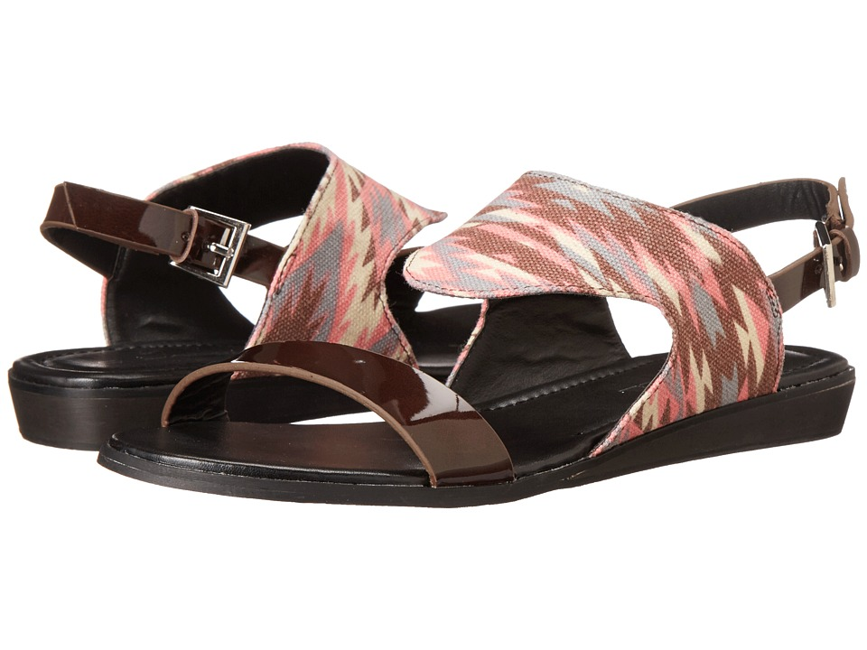 C Label - Lingo-2 (Brown) Women's Sandals