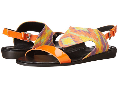 C Label - Lingo-2 (Orange) Women's Sandals